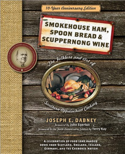 Smoke Ham, Spoon Bread, and Scuppernong Wine   2010 9781402239137 Front Cover