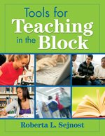 Tools for Teaching in the Block   2009 edition cover