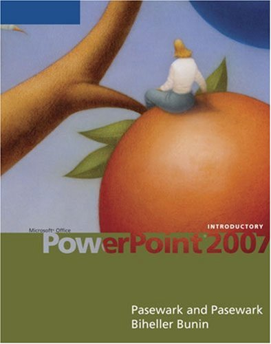 Microsoft Office PowerPoint 2007 Introductory  2008 9781423904137 Front Cover