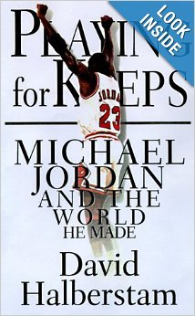 Playing for Keeps: Michael Jordan and the World He Made  2008 edition cover