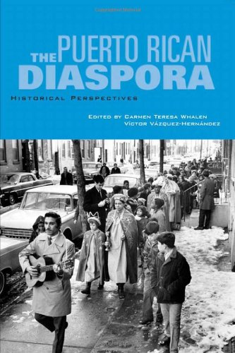 Puerto Rican Diaspora Historical Perspectives  2005 edition cover