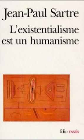 L'existentialisme Est Un Humanisme:  1st 1996 edition cover