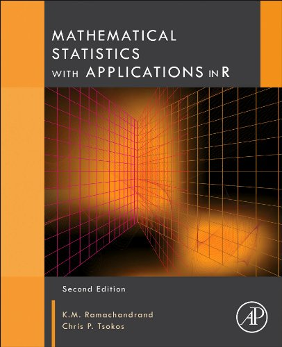 Mathematical Statistics with Applications in R  2nd 2014 edition cover