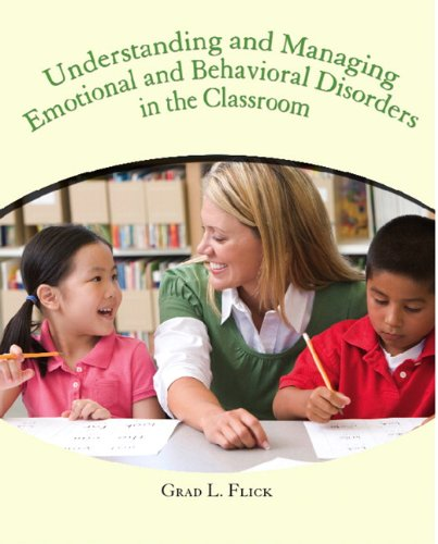 Understanding and Managing Emotional and Behavior Disorders in the Classroom   2011 edition cover