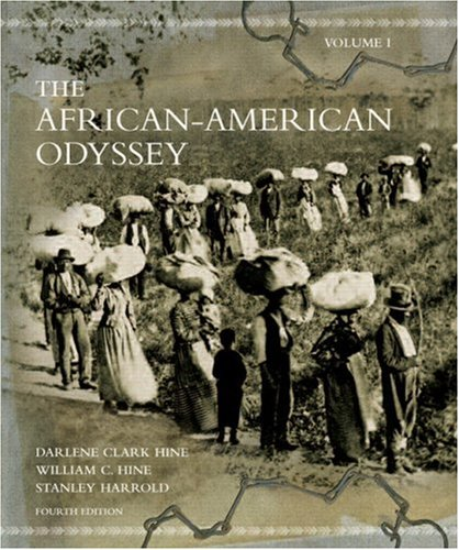 African-American Odyssey  4th 2008 9780136150138 Front Cover