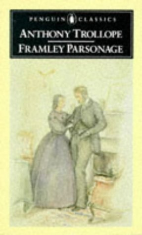 Framley Parsonage   2004 edition cover