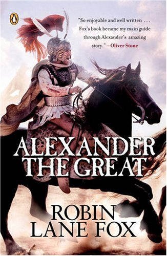 Alexander the Great   2004 (Movie Tie-In) edition cover
