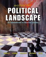 MAPPING POLITICAL LANDSCAPE >C 2nd 2007 edition cover