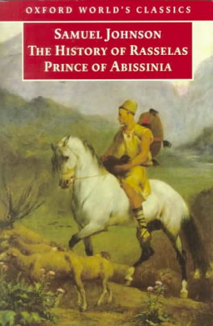 History of Rasselas Prince of Abissinia  1999 edition cover