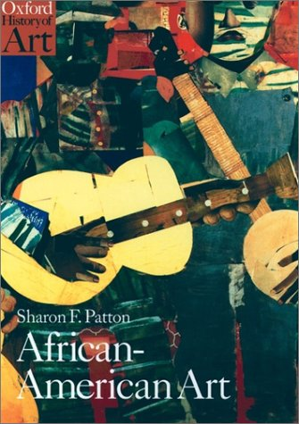 African-American Art   1998 edition cover