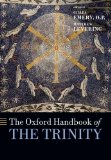 Oxford Handbook of the Trinity   2014 edition cover