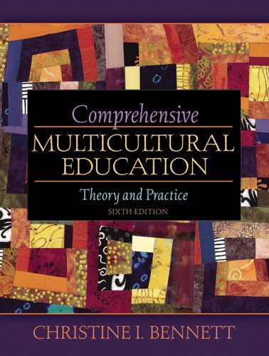 Comprehensive Multicultural Education Theory and Practice 6th 2007 (Revised) edition cover