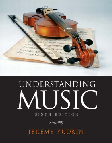Understanding Music  6th 2010 edition cover