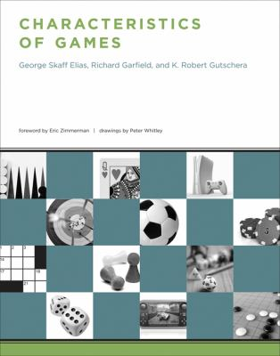 Characteristics of Games   2012 edition cover