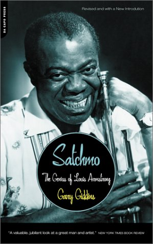 Satchmo The Genius of Louis Armstrong 2nd (Reprint) edition cover