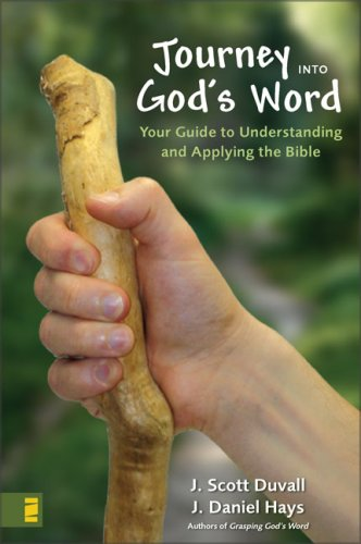 Journey into God's Word Your Guide to Understanding and Applying the Bible  2008 (Abridged) 9780310275138 Front Cover