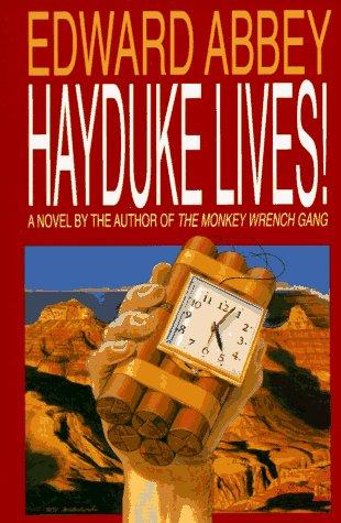 Hayduke Lives!  N/A edition cover