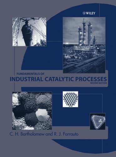 Fundamentals of Industrial Catalytic Processes  2nd 2006 (Revised) edition cover