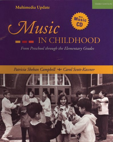 Music in Childhood  3rd 2010 edition cover