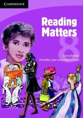Reading Matters Grade 8  N/A 9780521695138 Front Cover