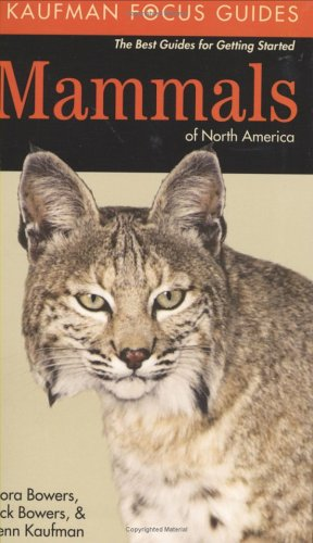 Mammals of North America   2004 9780618153138 Front Cover