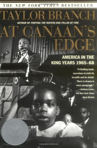 At Canaan's Edge America in the King Years, 1965-68  2007 edition cover