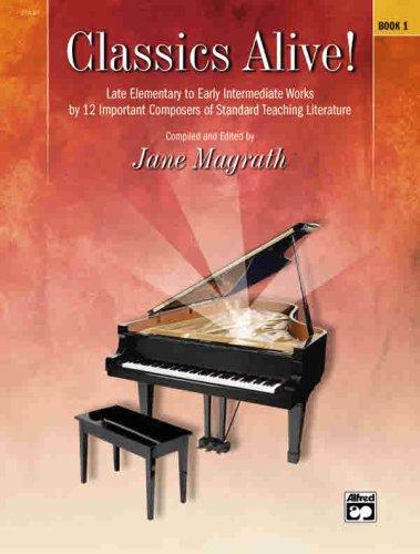 Classics Alive, Bk 1   2003 edition cover