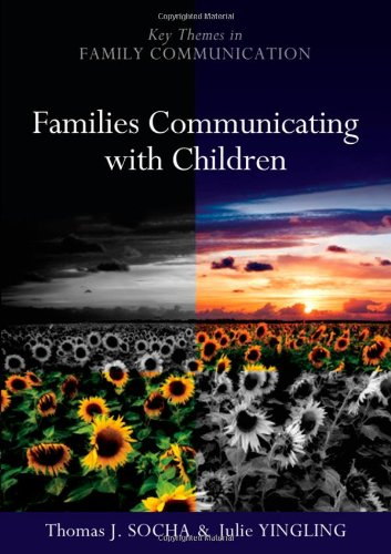Families Communicating with Children   2010 edition cover