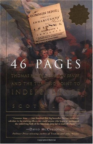 46 Pages Thomas Paine, Common Sense, and the Turning Point to Independence N/A edition cover
