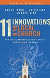 11 Innovations in the Local Church How Today's Leaders Can Learn, Discern and Move into the Future N/A edition cover