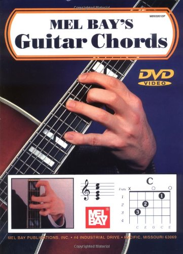Mel Bay's Guitar Chords   2005 9780786629138 Front Cover