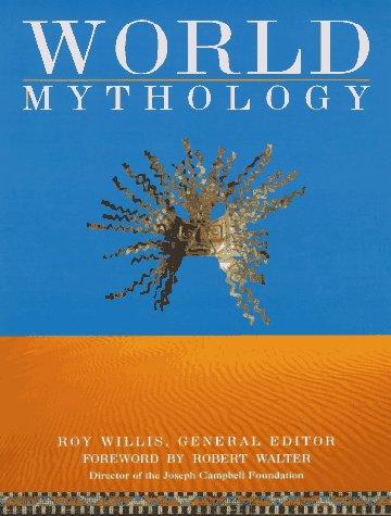 World Mythology  Revised edition cover