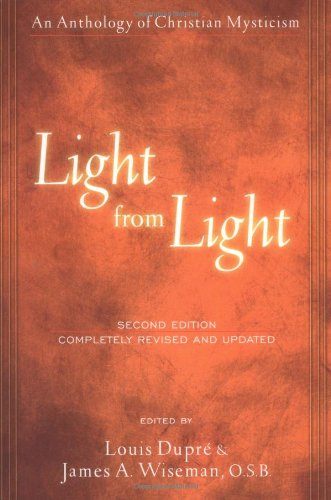 Light from Light An Anthology of Christian Mysticism 2nd 2001 (Revised) edition cover