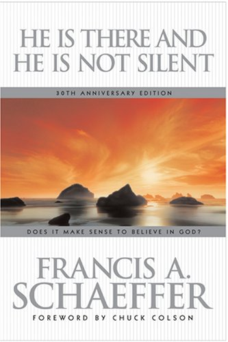 He Is There and He Is Not Silent   1972 edition cover