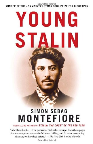 Young Stalin   2008 edition cover