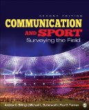 Communication and Sport Surveying the Field 2nd 2015 edition cover