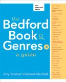 Bedford Book of Genres A Guide  2014 edition cover
