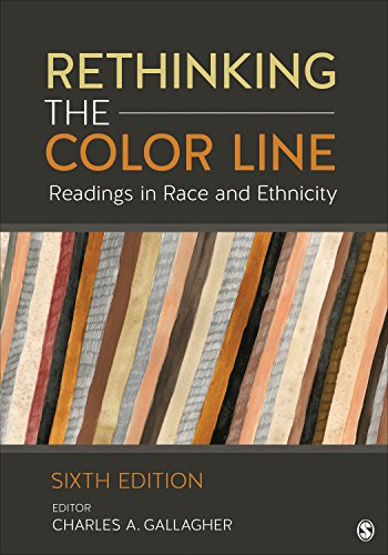 Rethinking the Color Line Readings in Race and Ethnicity 6th 2019 9781506394138 Front Cover