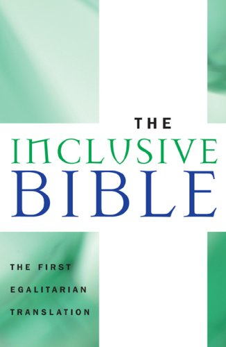 Inclusive Bible The First Egalitarian Translation N/A edition cover