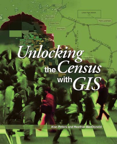Unlocking the Census with GIS   2004 edition cover