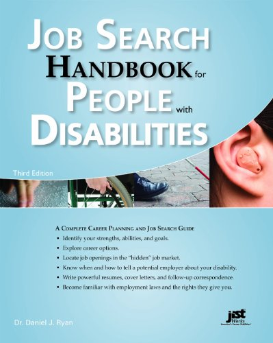 Job Search Handbook for People with Disabilities  3rd 2011 edition cover