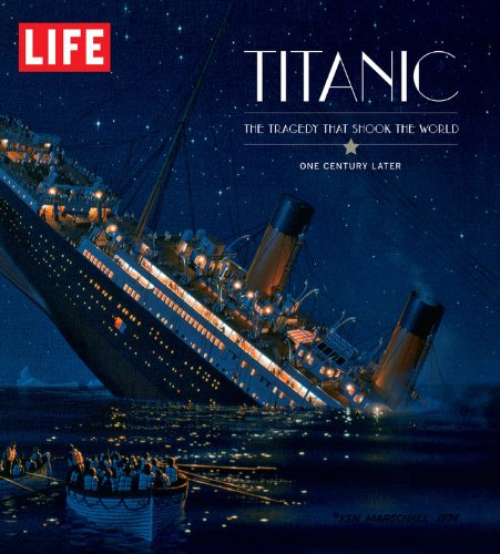 Titanic The Tragedy That Shook the World - One Century Later  2012 edition cover