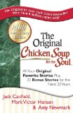 Chicken Soup for the Soul All Your Favorite Original Stories Plus 20 Bonus Stories for the Next 20 Years 20th 2013 edition cover