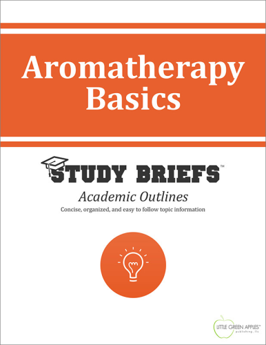Aromatherapy Basics   2015 9781634260138 Front Cover