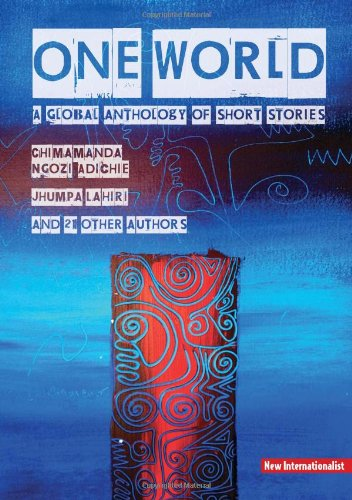 One World A Global Anthology of Short Stories  2009 edition cover