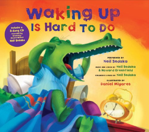 Waking up Is Hard to Do   2010 9781936140138 Front Cover