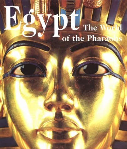 Egypt : Land of the Pharaohs 1st edition cover