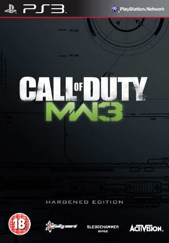 Call of Duty: Modern Warfare 3 - Hardened Edition  (PS3) PlayStation 3 artwork