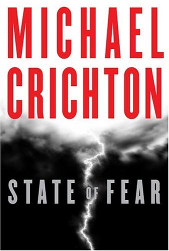 State of Fear   2004 9780066214139 Front Cover