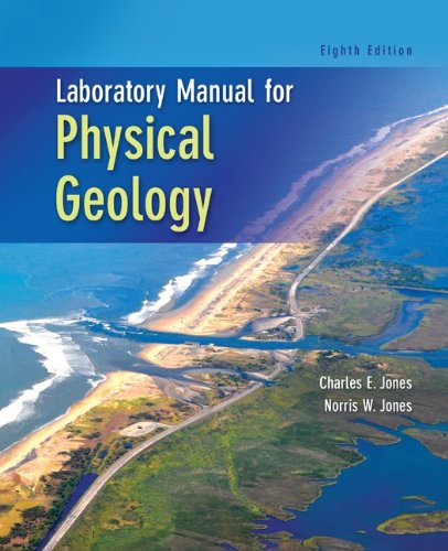 Laboratory Manual for Physical Geology  8th 2013 9780073524139 Front Cover